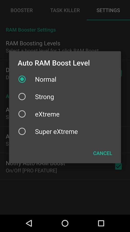 Auto Ram Cleaner Pro Apk