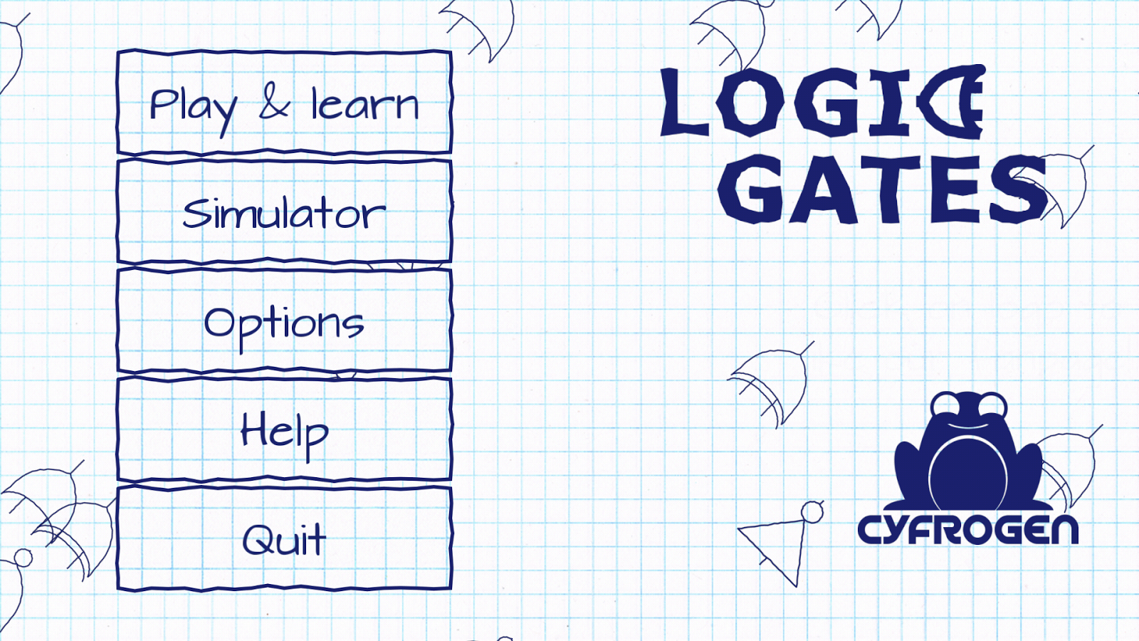 Logic Gates Electronic Simulator And Learning 133 Apk Download Relay Circuit Screenshot 5