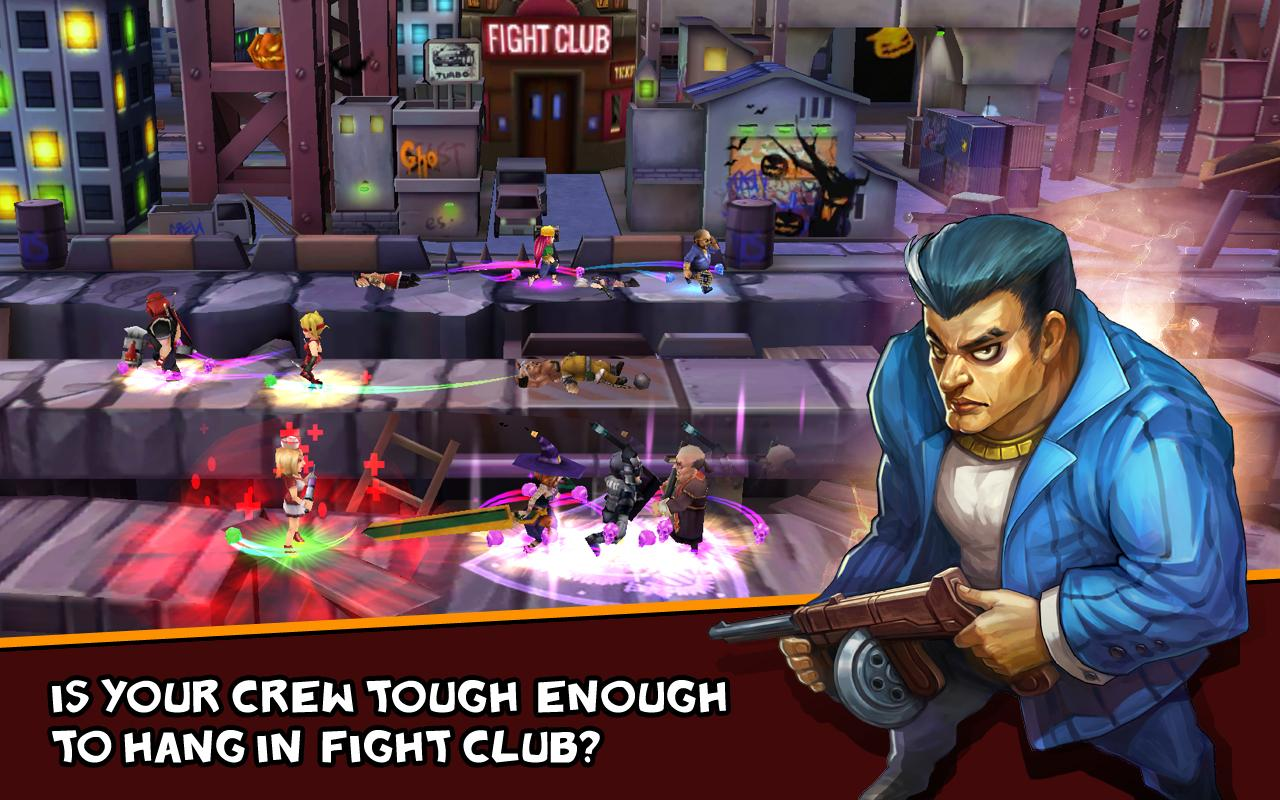 Clash of Gangs 1 4 1 APK + OBB (Data File) Download - Android