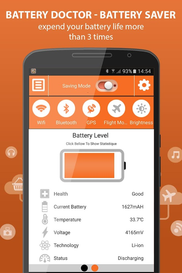 Battery Doctor - Battery saver 1 0 APK Download - Android