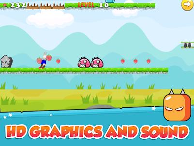 Muffy Jungle Run 1.0 screenshot 4