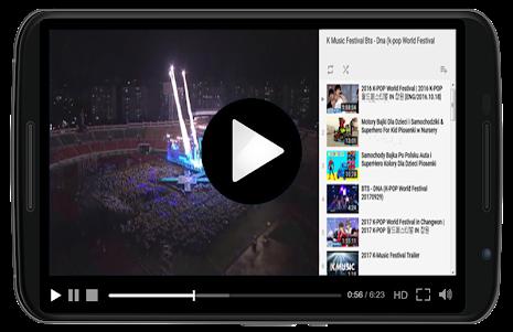 BTS Videos Offline 1.1.1 screenshot 1