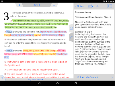 Holy Bible King James + Audio 7.12.4 screenshot 12