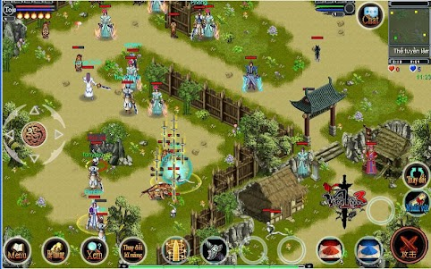 Vo Lam 1.18 screenshot 2