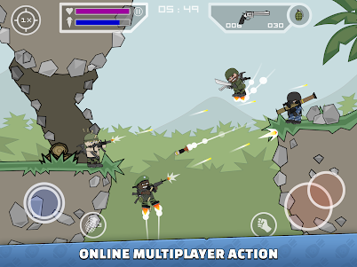 Mini Militia - Doodle Army 2 5.3.3 screenshot 8