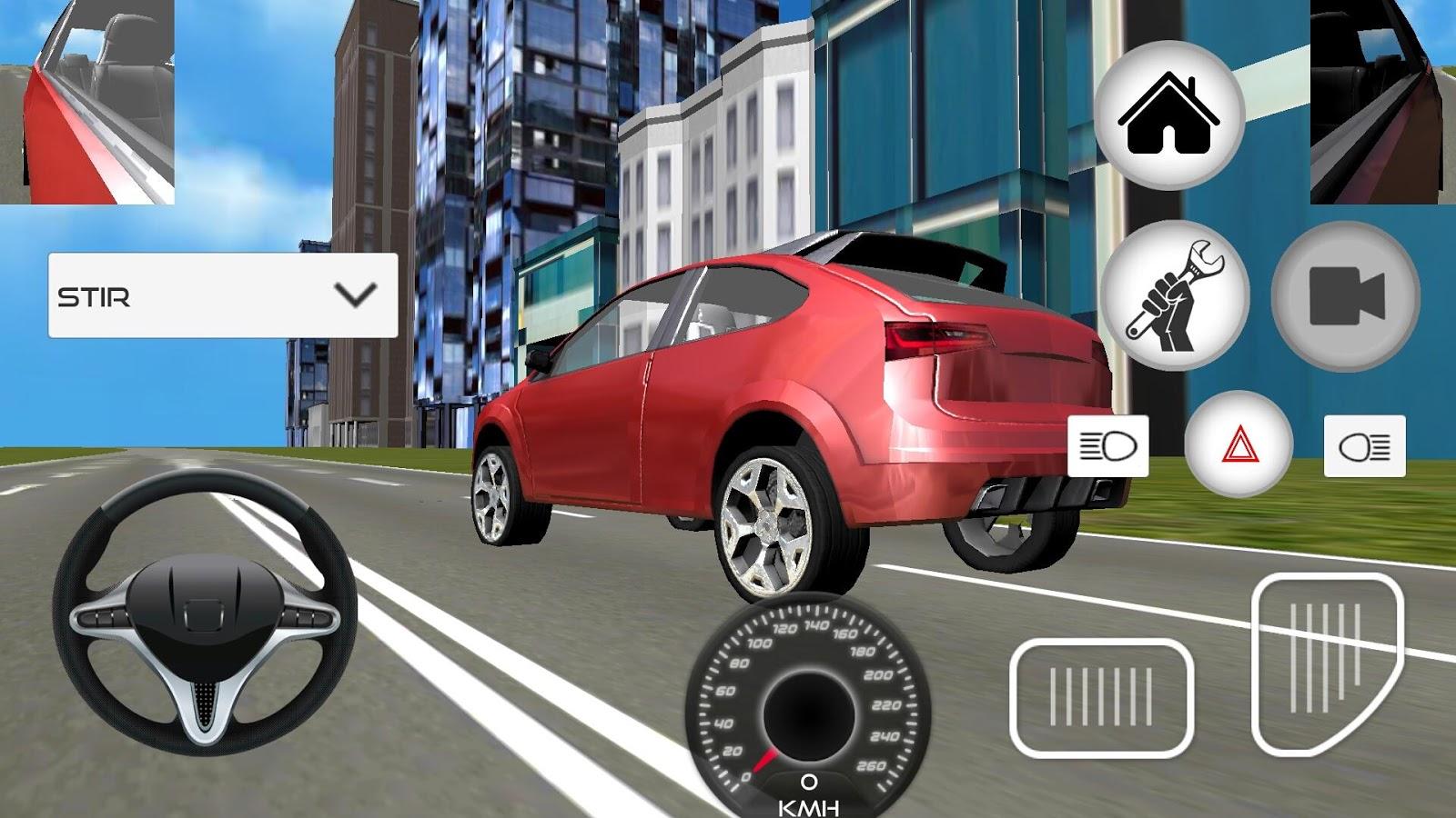 Indonesia Car Simulator 1 2 APK Download - Android