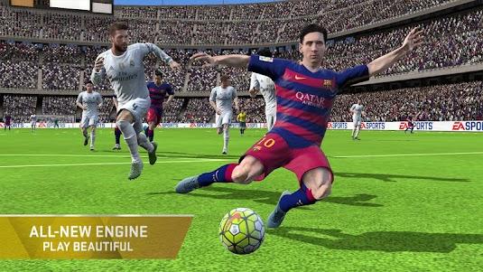 FIFA 16 Soccer 3.3.118003 screenshot 1