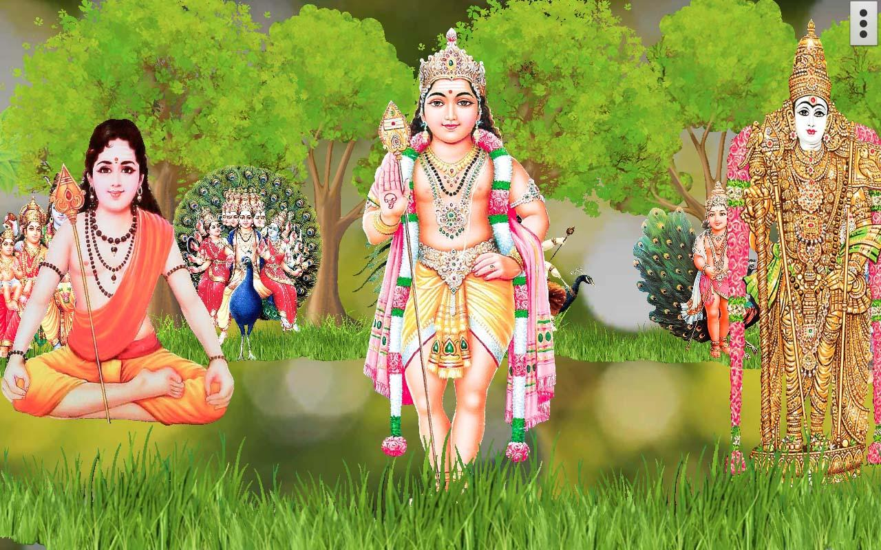 4d lord murugan live wallpaper 31 screenshot 4