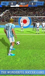 Football Strike 2019 - Soccer Goals 3D 1.0 screenshot 1