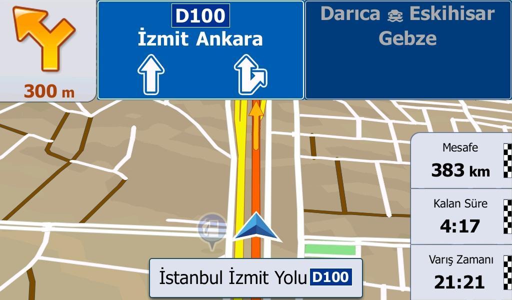Başarsoft Navigation Turkey 9 6 29 595985 APK Download - Android