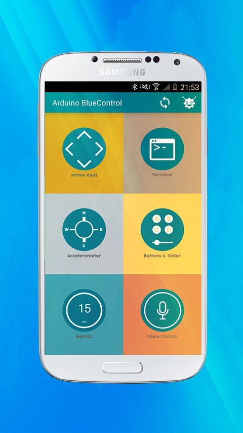 Arduino Bluetooth Control 4 0 APK Download - Android Tools Apps
