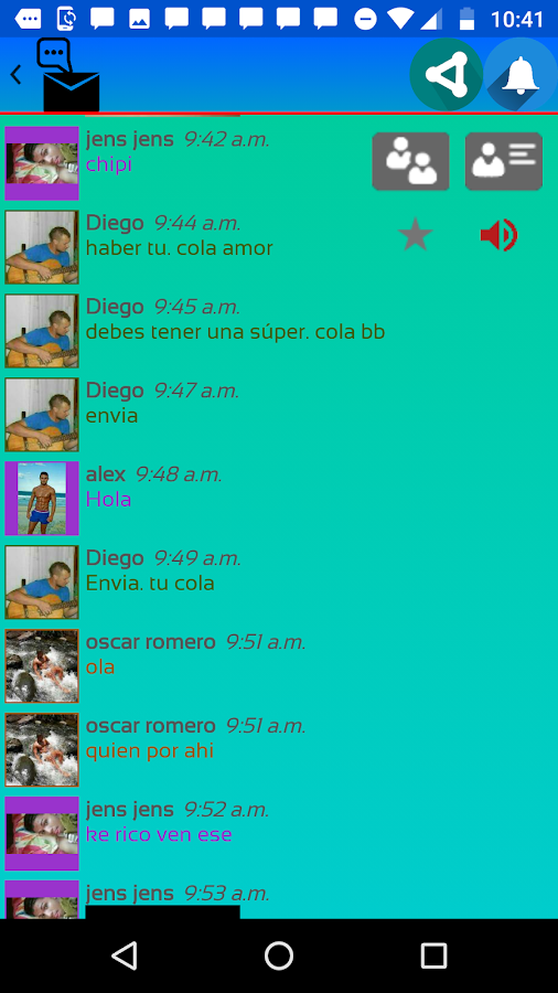 e7261f7dcaba0 Chat de Gay Citas Gay 7.4 APK Download - Android cats.dating Apps
