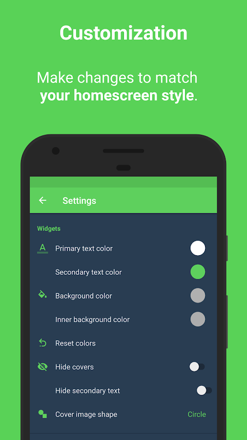 Sign for Spotify - Spotify Widgets and Shortcuts 3 0 9 APK