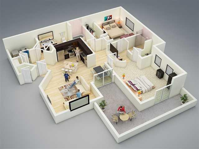 3D House Design Ideas 1.0 APK Download - Android Lifestyle Apps