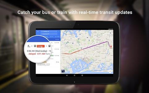 Maps - Navigation & Transit  screenshot 10