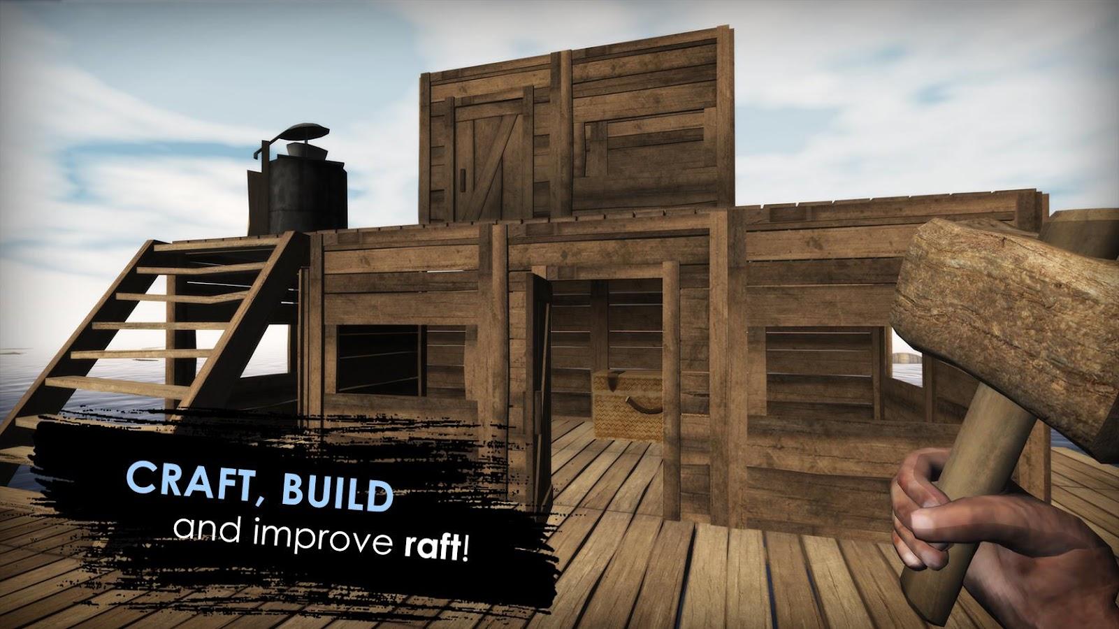 Survival on raft: Crafting in the Ocean 1 0 APK Download
