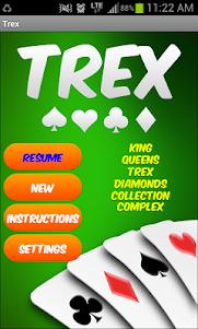 Trex Lite 4 screenshot 1