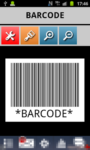 Code39 on Latest Write Protected Sd Card