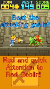 AttackGoblin2  - Casual Clicker Action Game - 1.2 screenshot 1