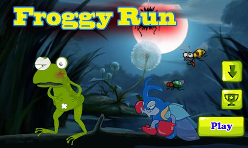 Froggy Run 1.1 screenshot 1