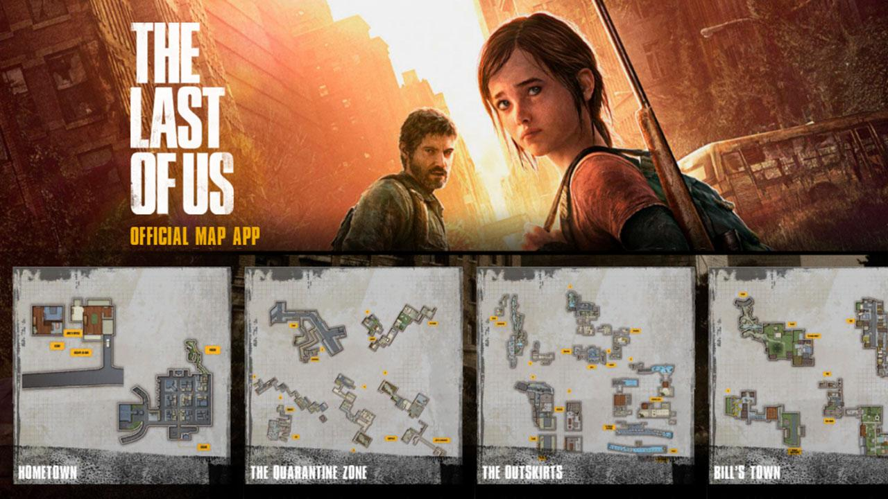 The Last of Us Map App 1.4 APK Download - Android ...