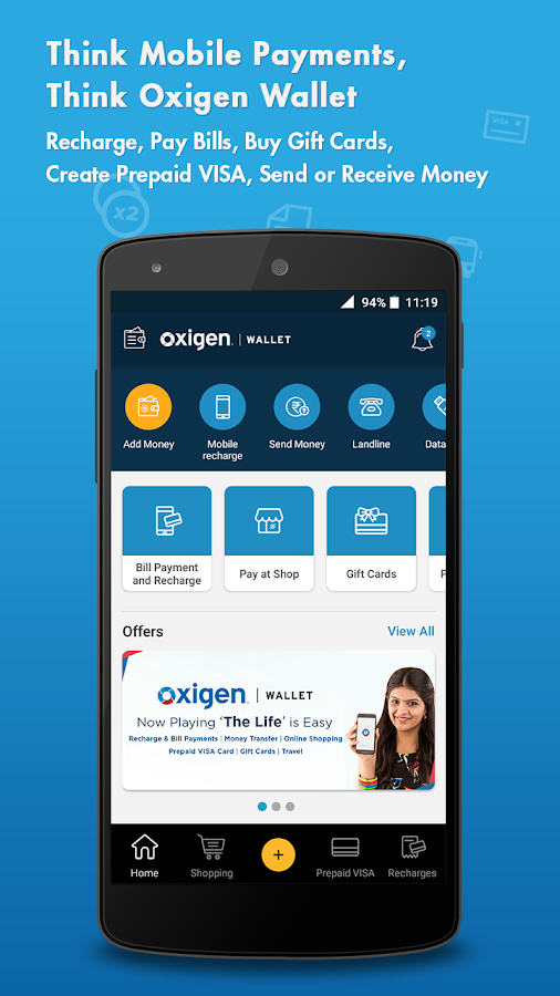 Bill Payment & Recharge,Wallet 8 13 APK Download - Android Shopping Apps