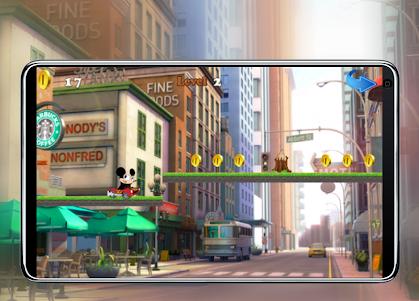 Super Micky Kart 1.0 screenshot 2