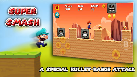 Super Smash klash run 1.2 screenshot 3