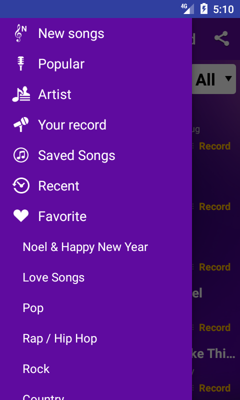 Karaoke Sing - Record Pro 1 0 2 APK Download - Android Entertainment