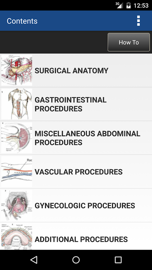 Zollingers atlas of surgery 12 apk download android medical apps zollingers atlas of surgery 12 screenshot 2 fandeluxe Image collections