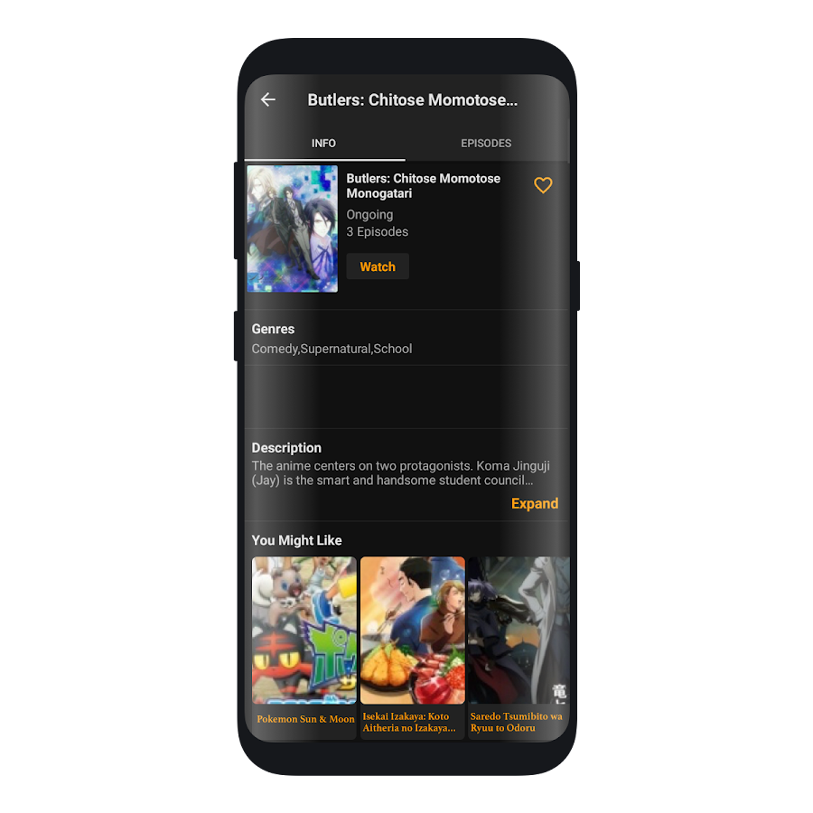 Bestanime free anime tv 2 0 apk download android entertainment apps
