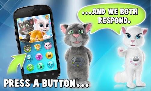 Talking Friends Superstar 1.0.3 screenshot 3