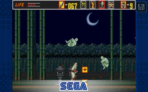 The Revenge of Shinobi Classic 1.2.1 screenshot 6