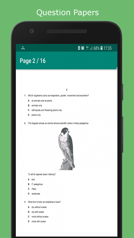 Biology Academy-IGCSE, A Level Notes & Past Papers 1 0 APK