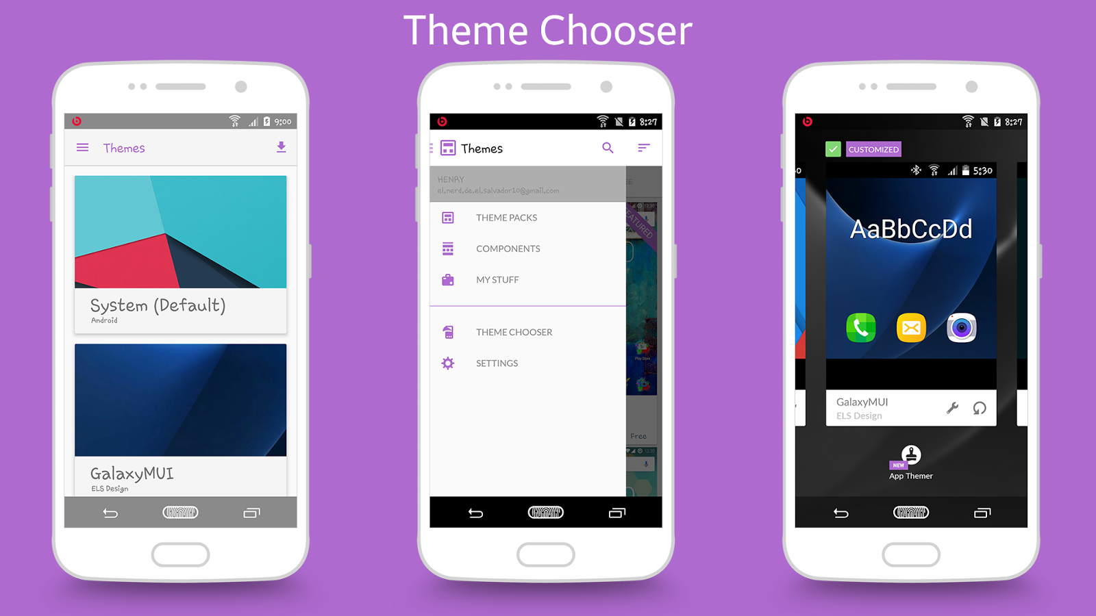 CM13/12 X GalaxyMUI Themes 7 0 4 APK Download - Android