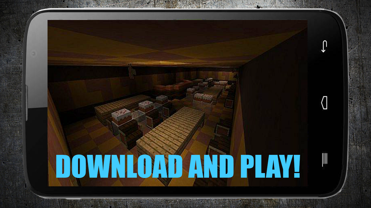 Maps fnaf for Minecraft PE 2 APK Download - Android Entertainment Apps