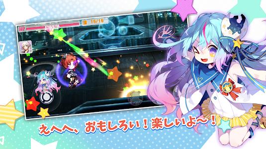 崩壊学園【本格横スクロールアクションゲーム】 5.3.52 screenshot 4