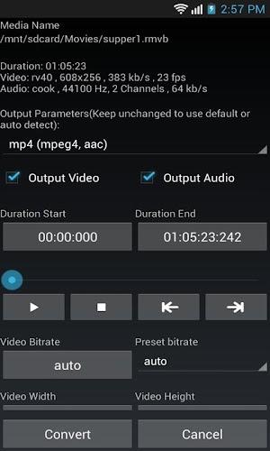 Media Converter 0 9 6 APK Download - Android cats