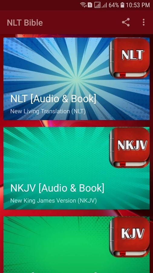 New King James Bible Download