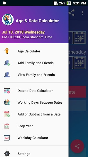 Age Calculator Pro 2 4 APK Download - Android Tools Apps