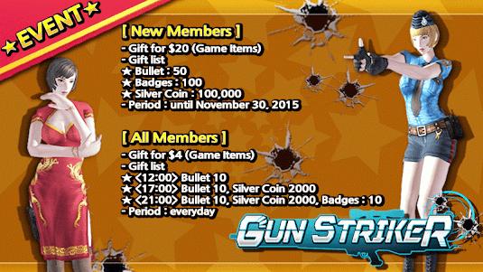 Gun Striker Plus+ 1.0.7 screenshot 17