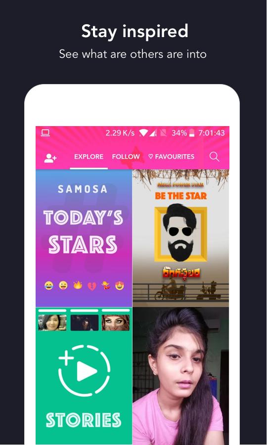 samosa app download