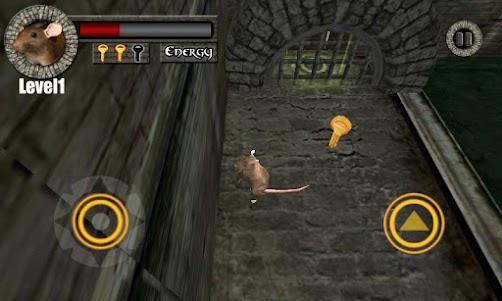 Sewer Rat Run! 3D 2.4 screenshot 2