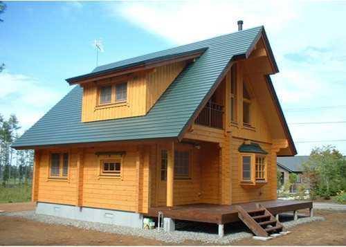 Wooden House Design Ideas 1 0 Screenshot 5