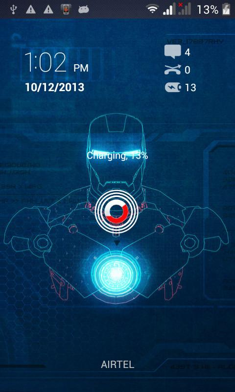 Iron Man Theme 1 0 APK Download - Android Personalization Apps