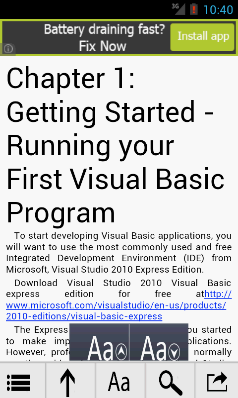 Can I Make Android Apps With Visual Basic?