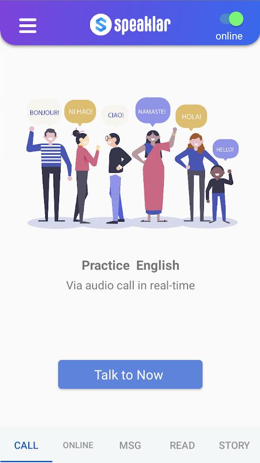 SPEAKLAR: English Speaking Practice App 113 APK Download