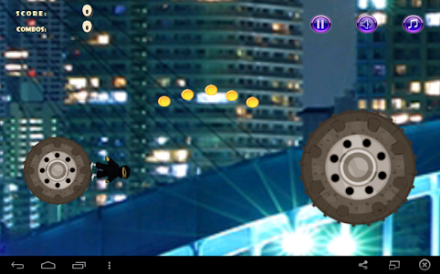Jumping Ninja 1.0 screenshot 10