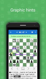 Bobby Fischer - Chess Champion 1.1.0 screenshot 2