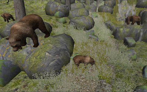 Wild Bear Sniper Hunter 2016 1.0 screenshot 1